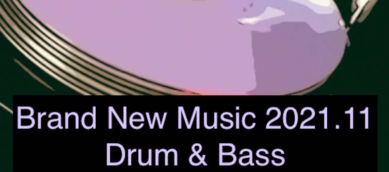 Brand New Music 2021.11 - Drum & Bass